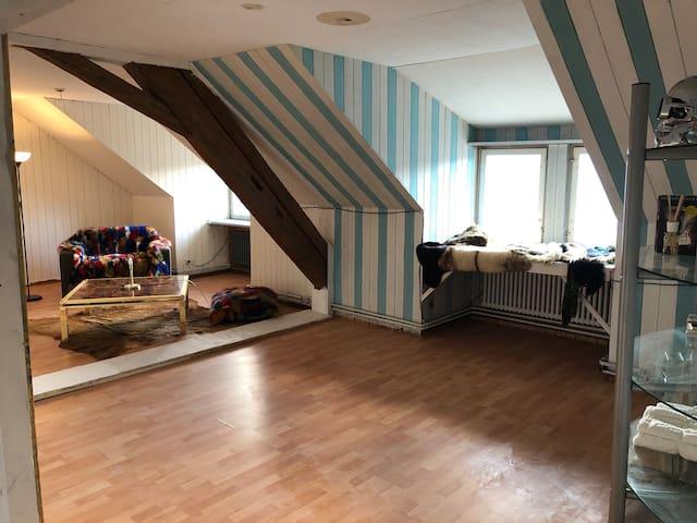 Castle Suhr room R