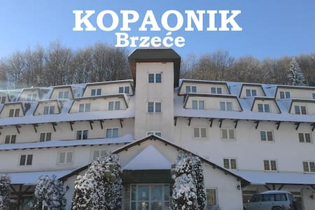 Apartment KOPAONIK ALL SEASONS Brzece