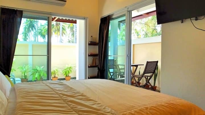 Baan Khemika - Ground Floor Suite