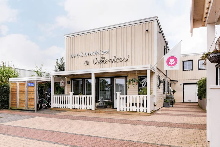 Top Accommodatie in Lelystad | B&B De Valkenhorst