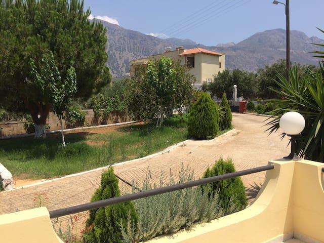 Spacious villa in Crete