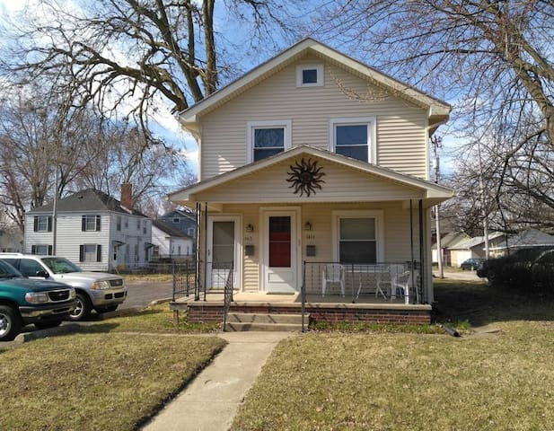 Apartment close to downtown - Fort Wayne - Appartement