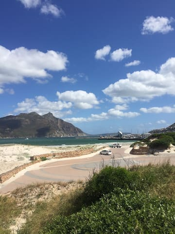 On the Beach - Hout Bay