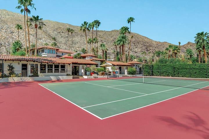 Casa Grande Tennis Estate