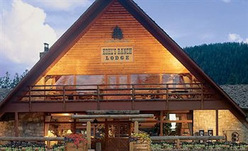 Kohl's Ranch Cabin - Payson - Apartemen