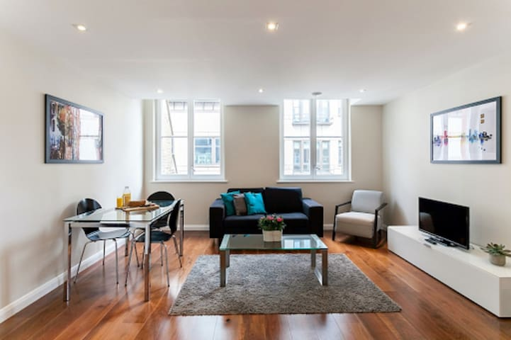 MODERN ONE BED APT IN BREAM'S BLDG -CHANCERY LANE