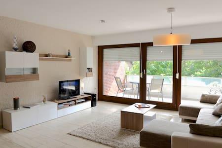 Albatros Apartment 14 - (52qm) in Tossens
