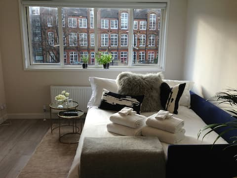 Modern clean shared flat in zone 1 close to tube
