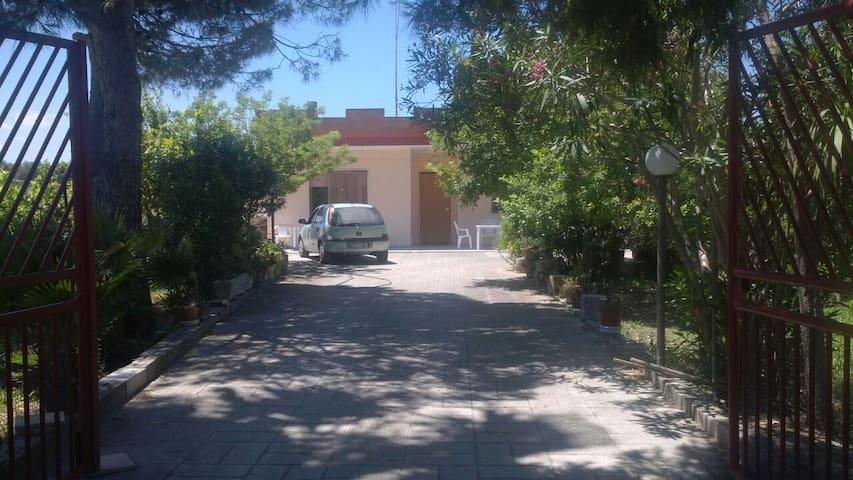 VILLA CATERINA - San Foca - Villa
