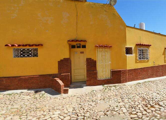 Casa Saray with internet located in the center.