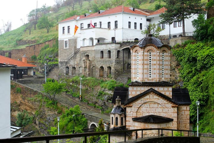 True Macedonian cultural experience - Kriva Palanka - Dom