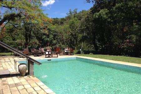 Pousada Sítio Água Fresca - Cachoeiras de Macacu