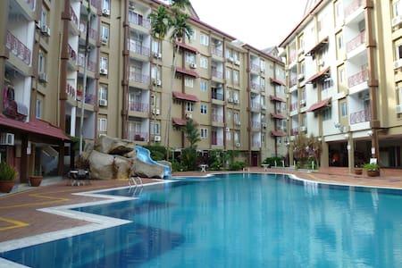 Kemang Indah - 2, Port Dickson - Teluk Kemang - Apartment