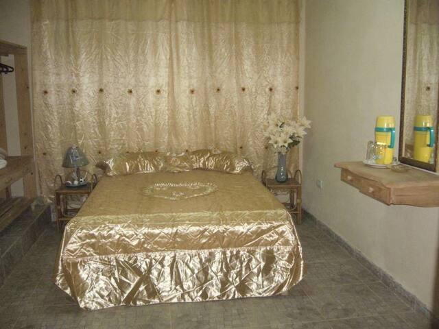 Casa: Troncos Viejos, habitación 3