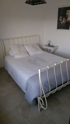 chambre 2 pers - La Chapelle-d'Aurec - Bed & Breakfast