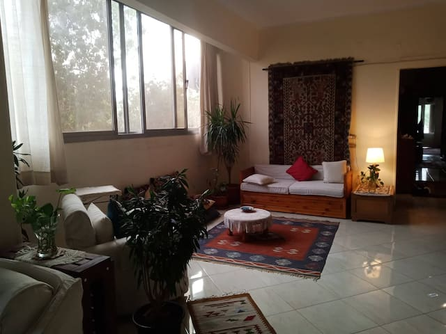 private room in  heart of Maadi hosting women only