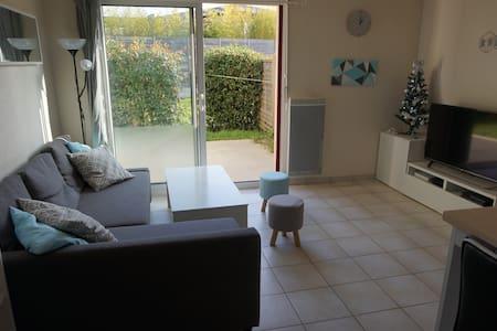 Bel appartement avec jardin - La Chapelle-sur-Erdre
