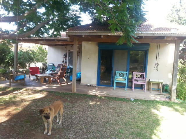House in Karkur - Pardes Hanna-Karkur - Huis