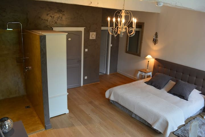 Opaline Moulin des Sens et SPA - Brassac - Bed & Breakfast