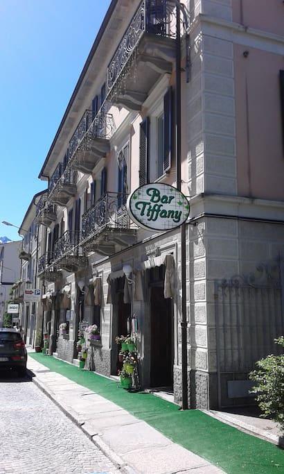 Via Galletti, 20 a Domodossola BAR TIFFANY