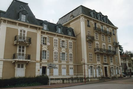Bel appartement à Vittel face au parc des Thermes - Vittel - Apartmen