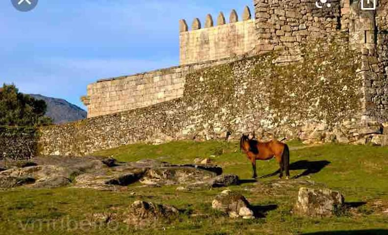 Castelo Lindoso  Casa de férias -