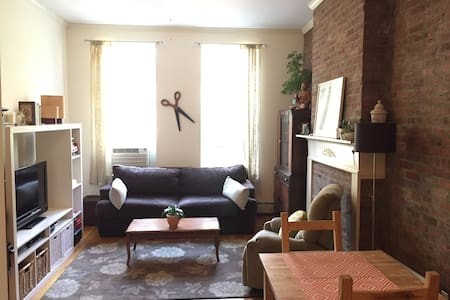 Bright spacious Brooklyn 1 Bdrm near Pratt - Brooklyn - Apartment