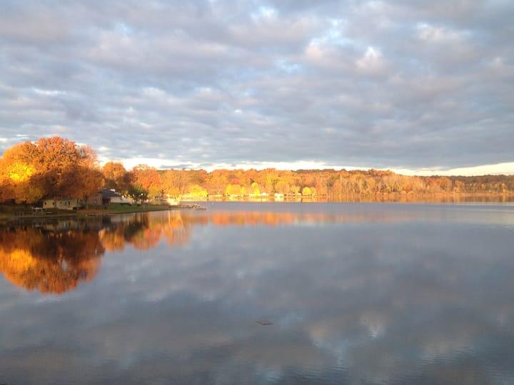 Amazing Lakefront Home on Beautiful Pleasant Lake