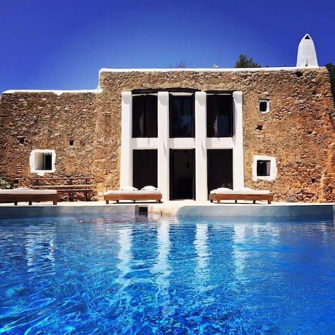 Beautiful Villa Finca Sant Miquel, IBIZA