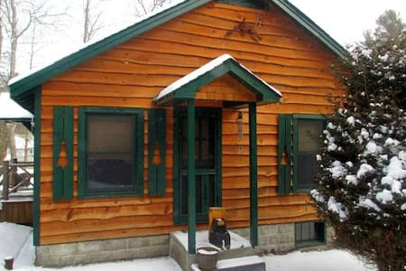 Adorable Cabin close to the village - Saranac Lake