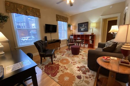 Adler Suite: Serene Style at McPherson and Euclid