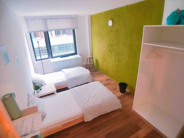 【RoomC】Manhattan Midtown Luxury Apt Special room