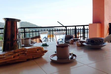 Ogliastra casa... Mare e Montagna - Jerzu - Bed & Breakfast