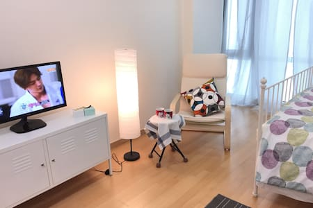 Kevin's Gangnam Studio - 서울특별시 - Apartment