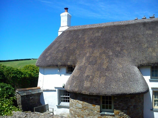 East Titchberry Farm Cottage - Hartland - Dom