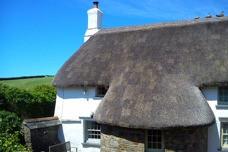 East Titchberry Farm Cottage - Hartland