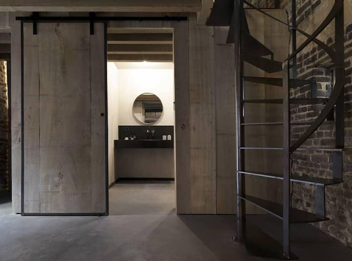 Hoeve appartement aan de rand van Maastricht