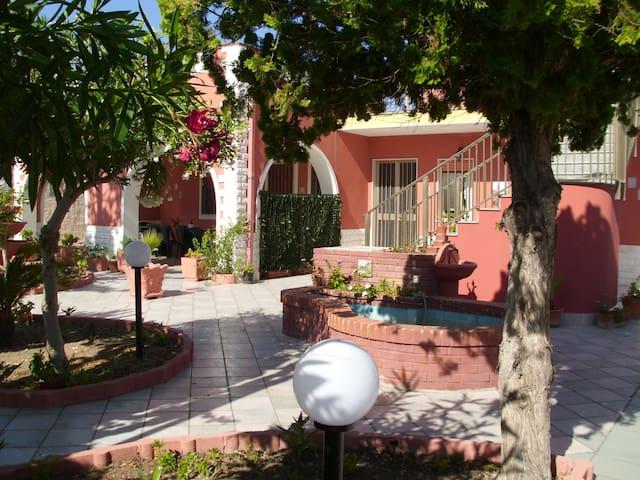 Residence delle Ginestre - Santa Maria del Focallo - Villa