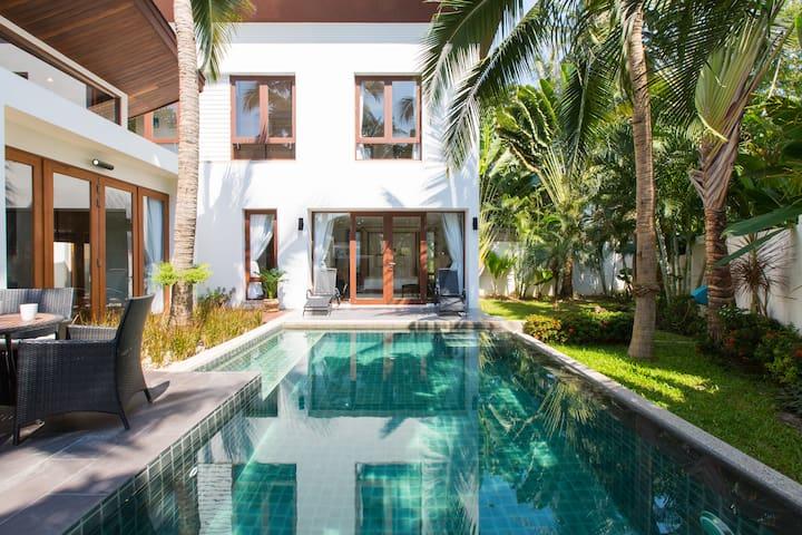 PRANALUXE POOL VILLA NEAR BEACH - Pran Buri - Villa