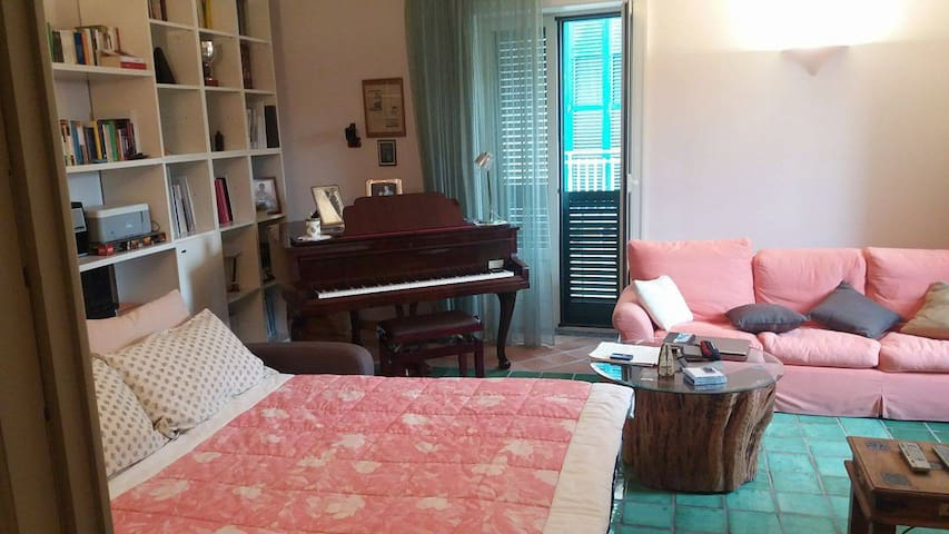 awesome residental apartment near to the seashore! - Napoli - บ้าน