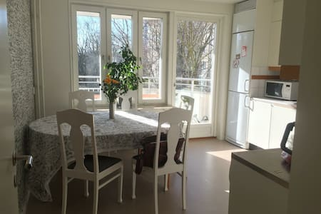 Cozy room close to city center - Sztokholm