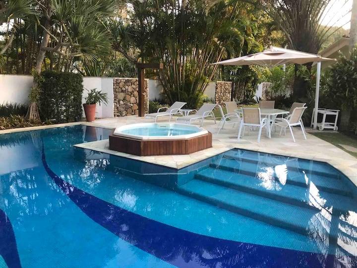 Casa especial com piscina praia engenho Lit norte