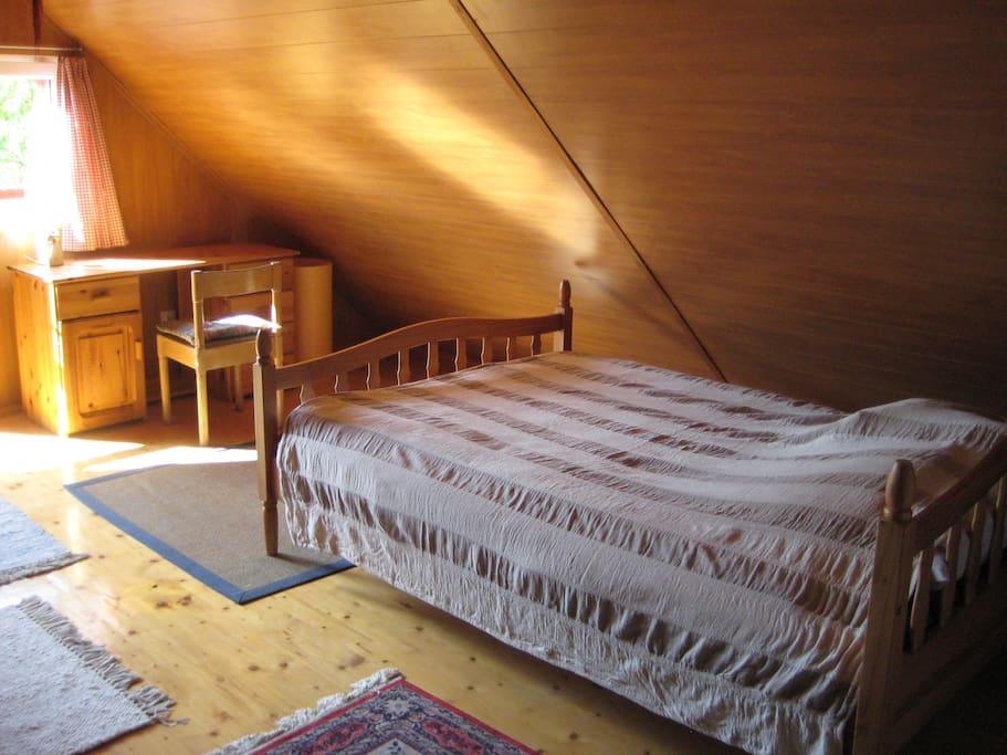 Zweites Bett für 2 Personen
