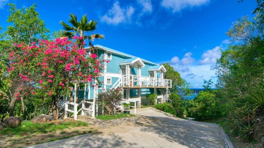Island Oasis - Virgin Gorda - Villa