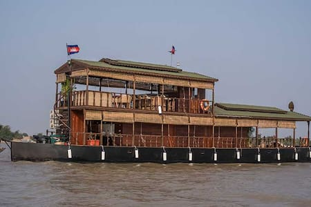 Sovanna Luxury Cambodian River Cruises
