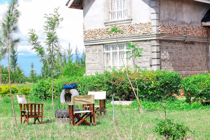 Namunyak Ranch House-quiet rooms near Maasai Mara