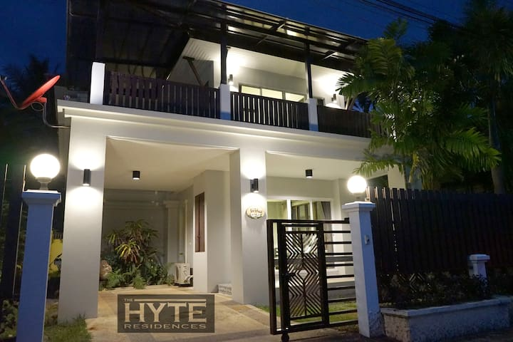 Two-Storey Private Pool Villa No.4 At The HYTE - Ao Nang - Hus
