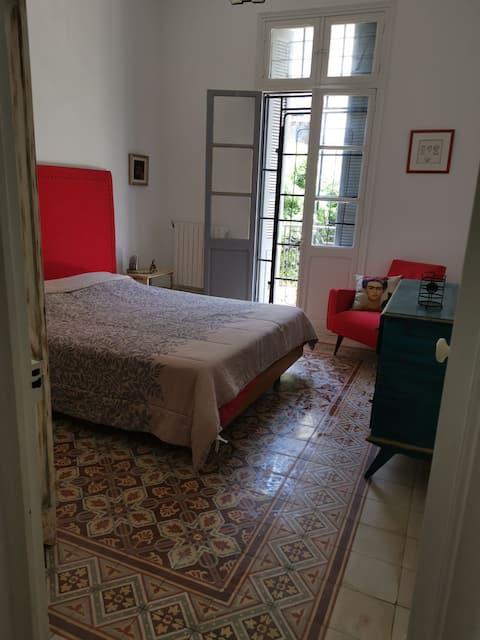 Appartement cosi au coeur du centre ville de Tunis