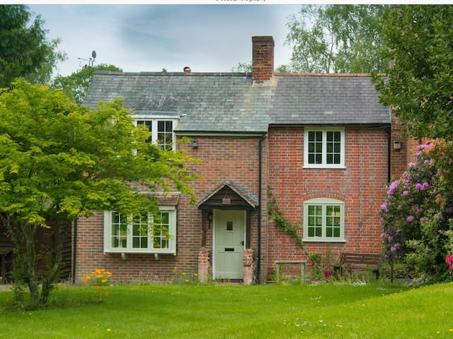 Luxury cottage in the heart of The New Forest - Lyndhurst - Casa