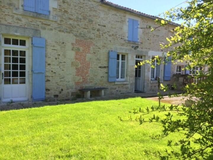 Maison située proche du Puy du Fou